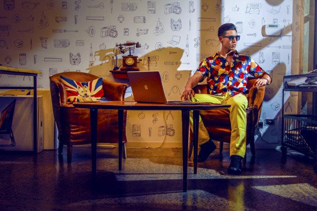 Tahiti Fashion Week : Rencontre avec le créateur Steeve Liu