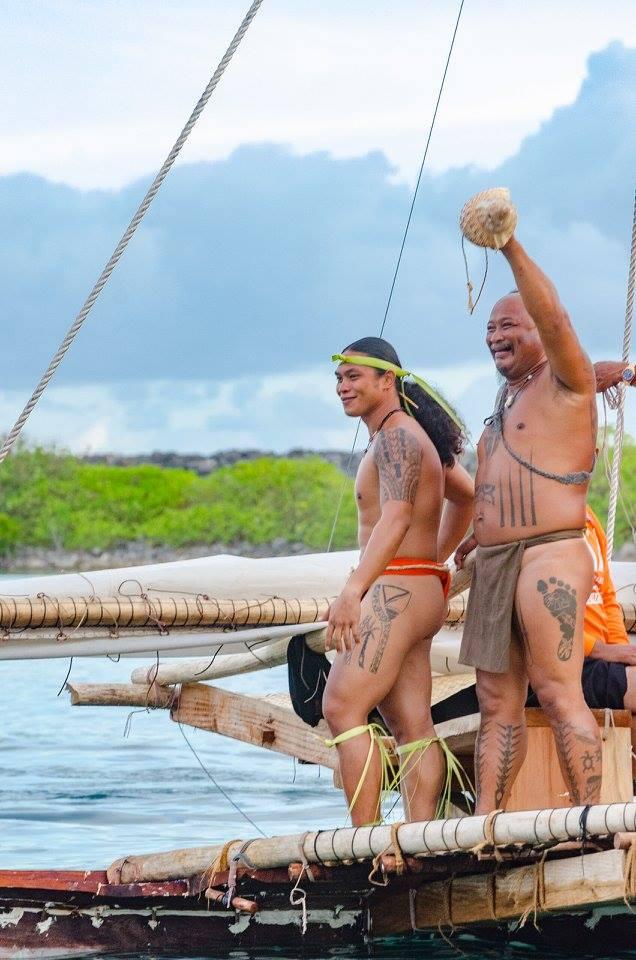 L'édition 2016 de ce festival quadriennal met à l'honneur la culture des Chamorros. (Photo : Danee Hazama)