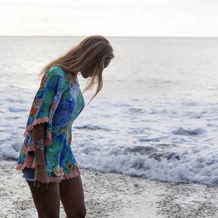 """Devaki de Island Ohm : """"La Tahiti Fashion Week est un tremplin"""""""
