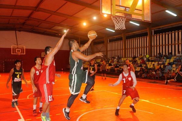 Basket « demie finales » : Aorai vs JT (F) et Aorai vs SDJ (H) en finale