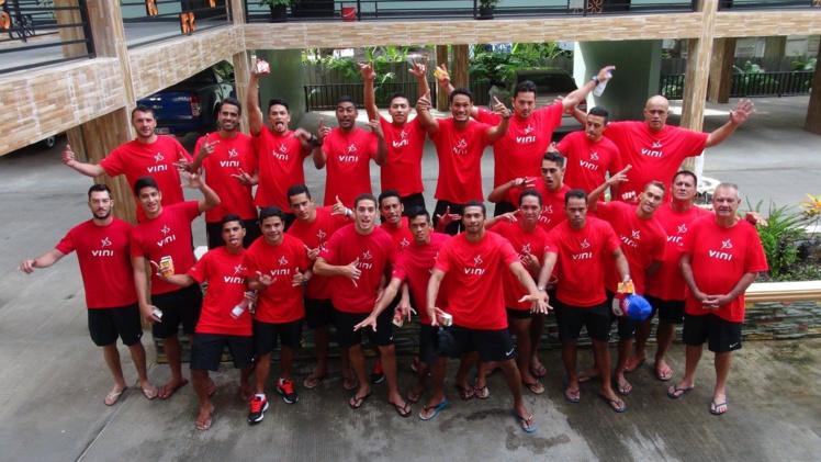 """La sélection de football de Polynésie française, les """"Toa aito"""""""