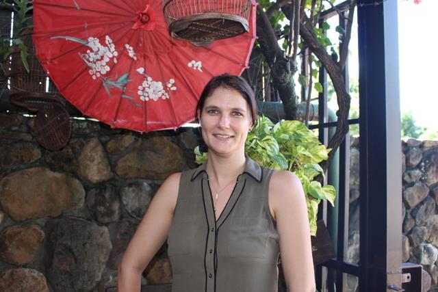 Candice Walker est la nouvelle présidente de la jeune chambre économique de Tahiti. Elle a été élue en janvier pour une année.