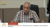 Le ministre des transports s'est exprimé longuement ce jeudi matin sur le conflit avec Air Tahiti.