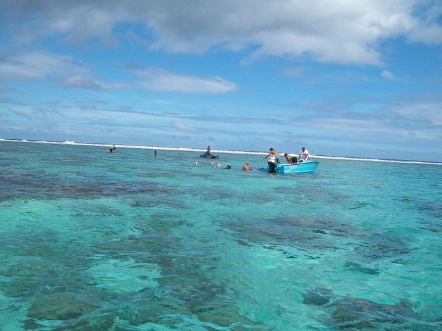 Pêche au ha'apua : des paroissiens de Moorea pris en flagrant délit