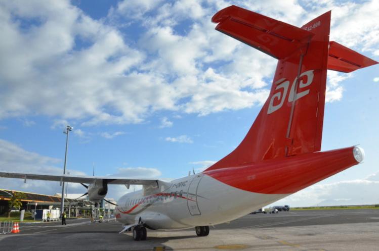 Air Tahiti : programme des vols du week-end et de lundi