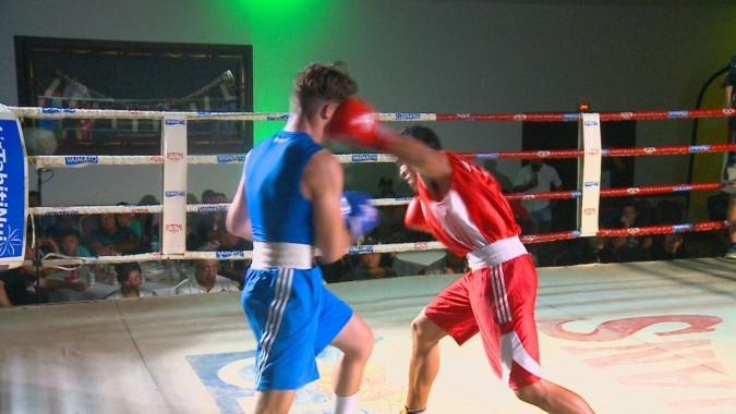 Boxe « Boxing Explosion Tahiti VS Australie » : Carton plein pour Tahiti
