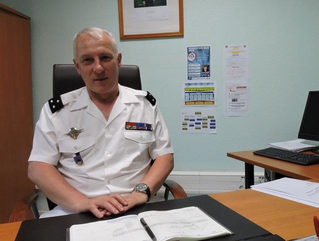 Le général de division Bruno Houssay, directeur du Service national, sera présent ce mercredi matin lors de la Journée défense et citoyenneté organisée à la base navale de Papeete.