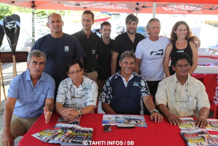 Va'a - Fa'i Va'a construira les V1 des championnats du Monde 2017-2018