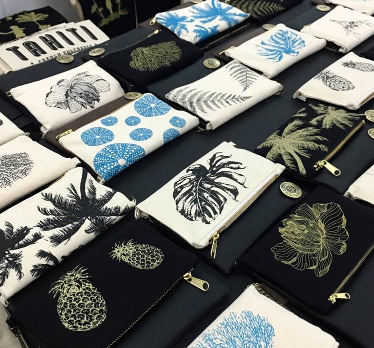 Onze accessoires P.Originals à la Tahiti Fashion Week