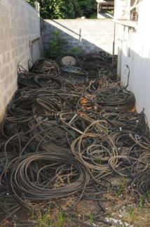 L'enquête avait débuté par l'interpellation de cinq voleurs sur un chantier.