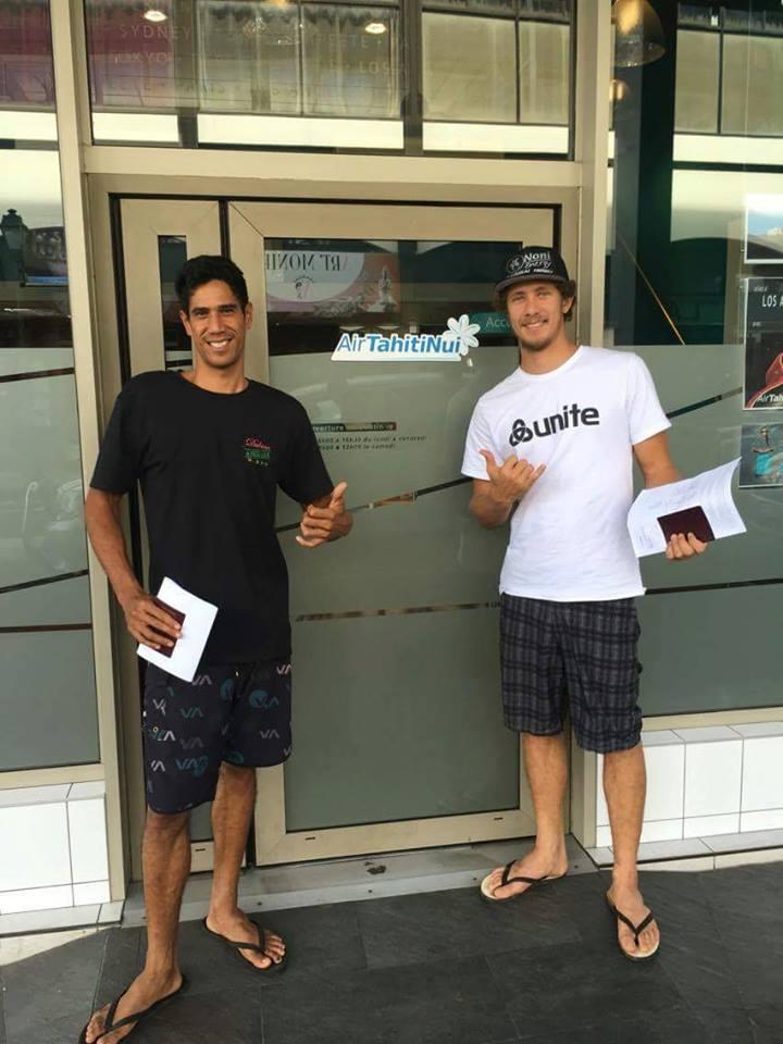 Bodyboard - Arica Chilean Challenge : Tahurai Henry et Cédric Estall ont leur billet