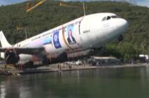 La Turquie fait couler un airbus pour encourager la plongée