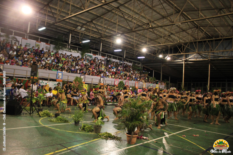 Tipaerui premier prix du Hura i Papeete