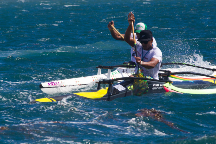Va'a – « Tahiti To'a Race » : Première grande victoire de Tutearii Hoatua
