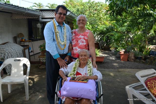 Miriama Prokop a 97 ans, elle a huit enfants, 24 petits-enfants, 26 arrière-petits-enfants et deux arrière-arrière-petits-enfants. Son souhait est d'atteindre ses 100 ans.