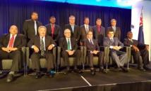 Conférence Pacific Energy à Auckland