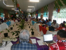 Le conseil protestant des Raromata'i en séminaire à Fiti'i