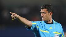 Euro-2016: les arbitres des quatre premières rencontres désignés