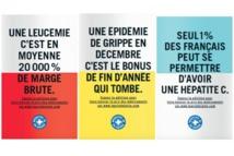 Campagne choc de Médecins du Monde contre les médicaments trop chers