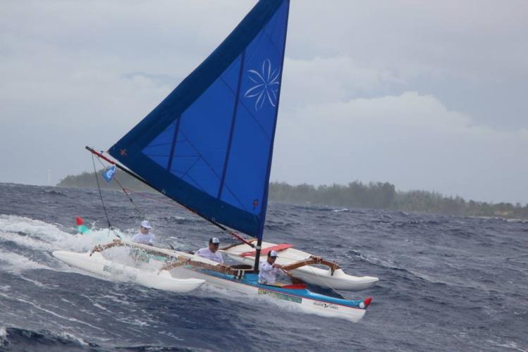 Holopuni Tahiti n'a pas démérité avec une 3e place.