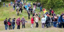 Deux îles d'Estonie règlent leur rivalité par... un tir à la corde
