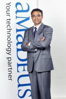Sunil Joseph, Directeur Régional du groupe Amadeus Informatique