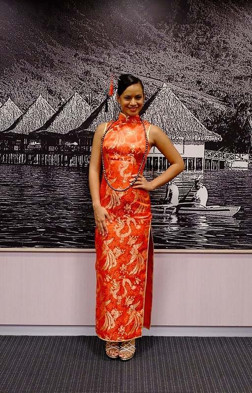 Candidate 2 : Morgane Yueng ©Ryan Fong