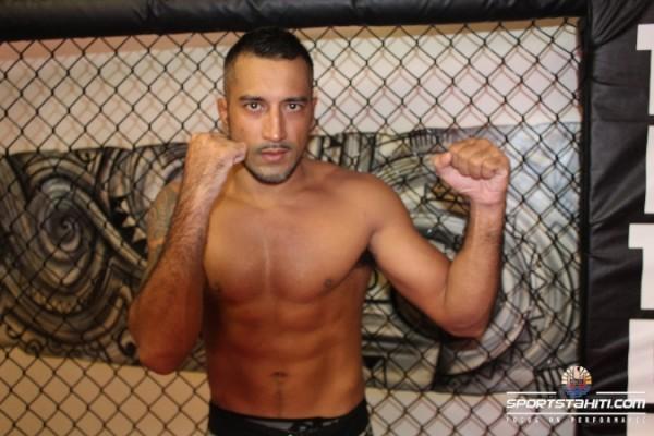 Première expérience en MMA pour Haunui Otcenasek