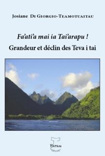 Dédicace de Josiane Di Giorgio Teamotuaitau ce samedi 18 juin à Odyssey