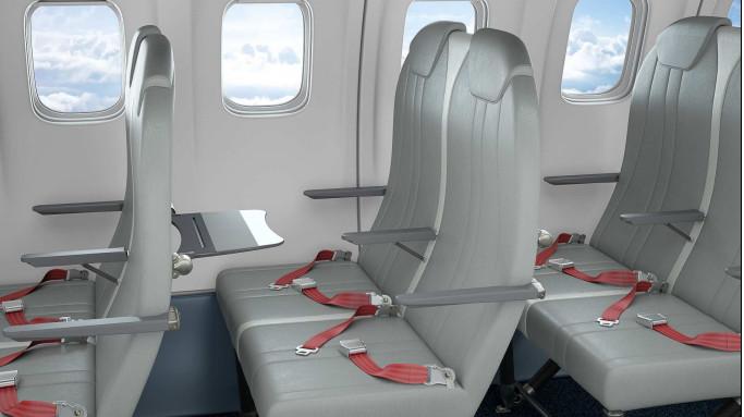 De nouveaux sièges ultramodernes pour les ATR Air Tahiti