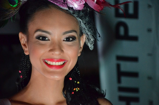 Karen Vanquin élue miss Dragon (photos)