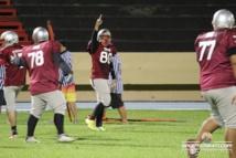 Foot US « Heiva Bowl » : 4ème victoire pour les Ono Football