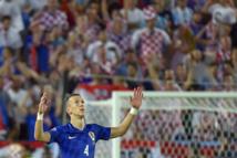 Un but d'Ivan Perisic a permis à la Croatie de terrasser l'Espagne (2-1).