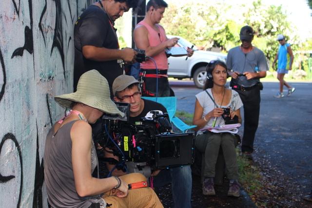 "Al Dorsey, la série TV ""made in Tahiti"" rentre dans la boîte"