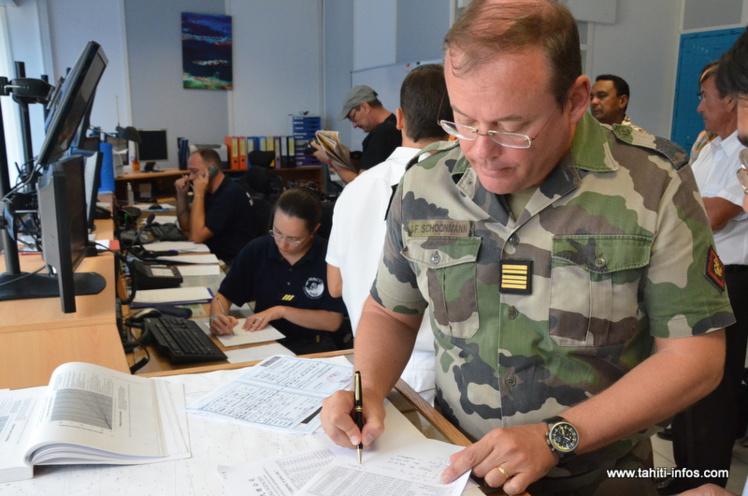 Le MRCC fortement sollicité pour des sauvetage liées à la forte houle, ce vendredi