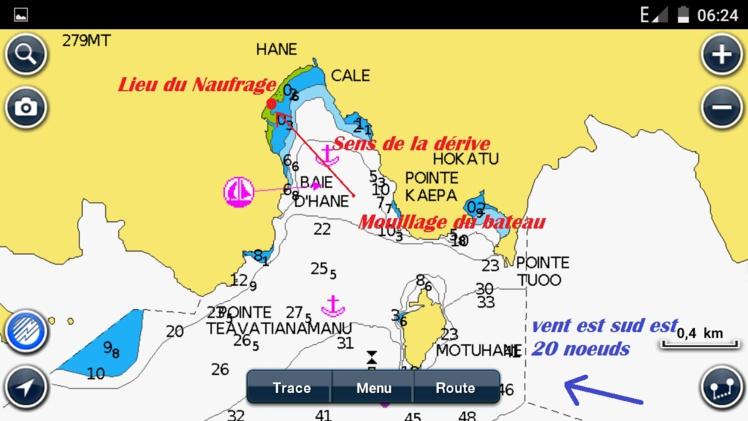 Un voilier fait naufrage à Ua Huka