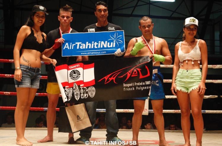 Boxe Thaï – Gala Tini Thaï Boxing : Eddy Bellais gagne contre le « thaïlandais » Benjamin Desnos