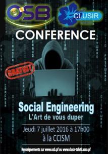Conférence : Comment les pirates abusent de notre confiance