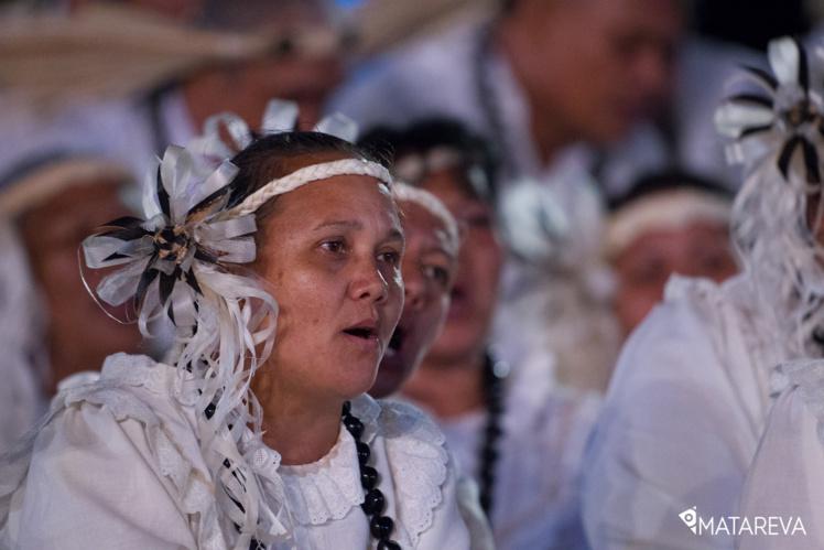 1er prix 2015 Tarava Tuhaa Pae - Tamarii Rapa no Tahiti