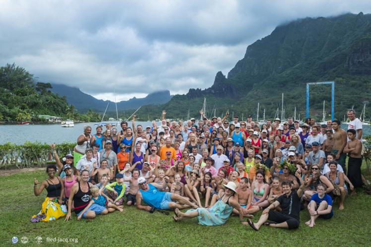 La Tahiti Moorea Sailing a rassemblé 70 voiliers