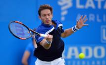 Wimbledon : Fin de l'aventure pour Mahut, battu par le bourreau de Djokovic