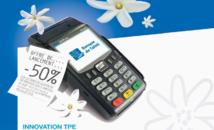La banque de Tahiti lance de nouveaux TPE