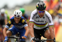 Tour de France - 4e étape: Kittel d'extrême justesse