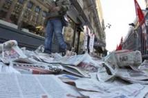 La presse devra contribuer au financement du recyclage des papiers