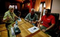 Au sénat, les associations de victimes des essais nucléaires insatisfaites