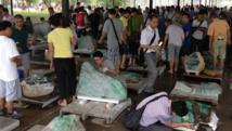 Vente annuelle de jade en Birmanie pour 530 millions d'euros
