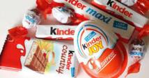 Chocolats Kinder: substances potentiellement cancérigènes (ONG)