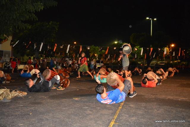 La danse du pahū fait partie de la culture polynésienne d'antan. Elle sera reprise par le groupe de danse de Coco Hotahota demain soir place Toata