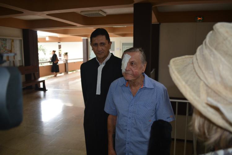 """""""Il aurait pu mourir""""!"""" a estimé Me Ceran-Jerusalemy, l'avocat de la victime"""