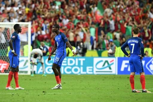 Euro-2016 - Les Bleus ont flanché sur la dernière marche